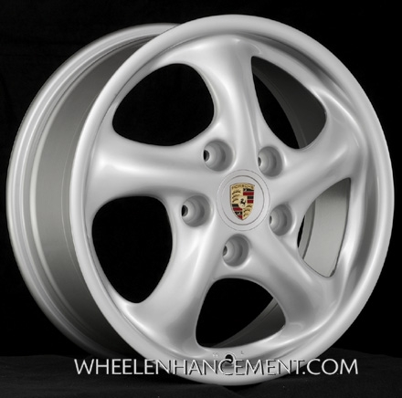 Porsche 996 twist