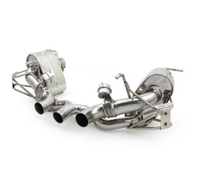 Tubi Style Ferrari 458 Italia Exhaust System (with valves)