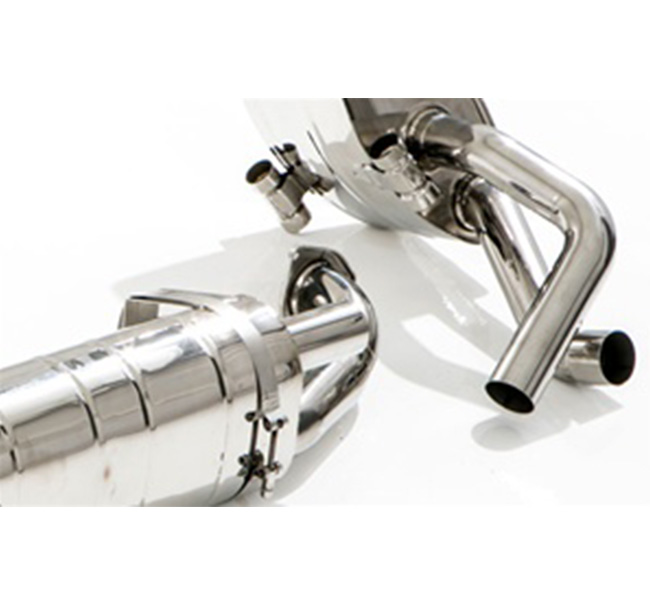 Tubi Style Porsche 991 Carrera Exhaust System (For all non-S Models)