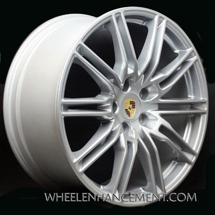 Porsche Cayenne Sport Edition GT Silver