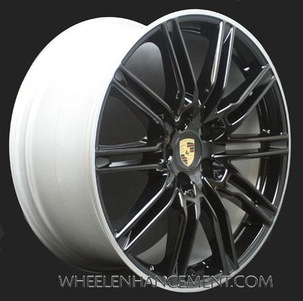 Porsche Cayenne Sport Edition Black