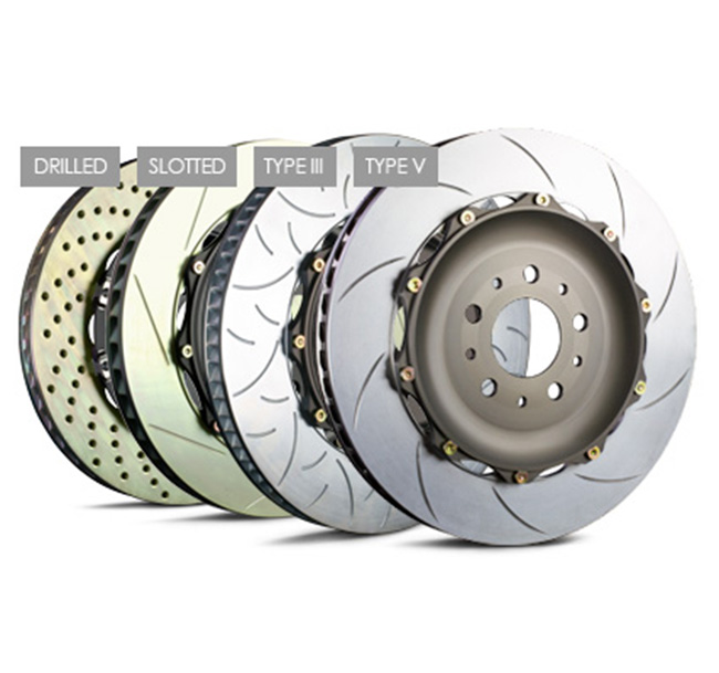 Brembo 2-Piece Discs