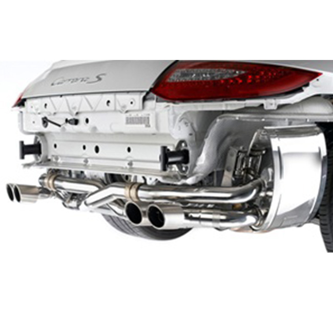 Tubi Style Porsche 997.2 Exhaust System