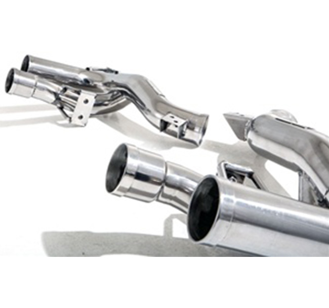 Tubi Style Ferrari FF Tube only exhaust (Inconel)