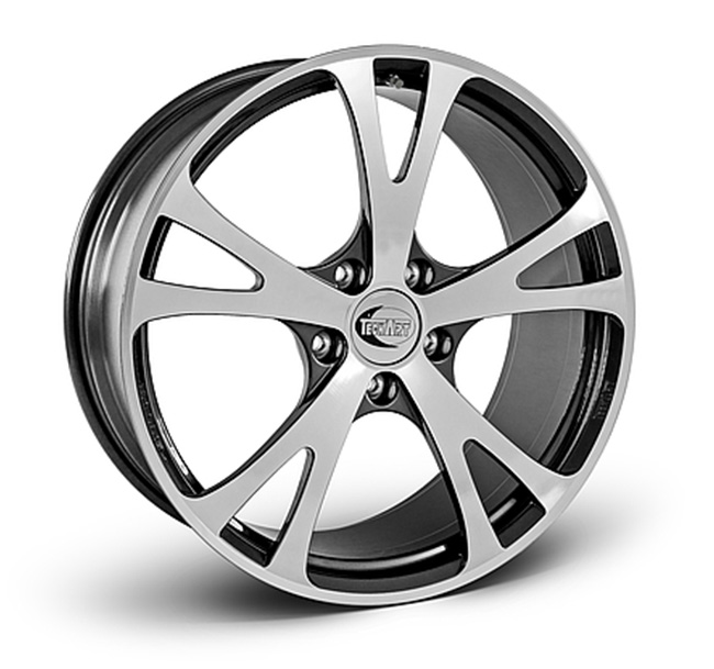 TECHART Formula III Forged Light Alloy Wheel