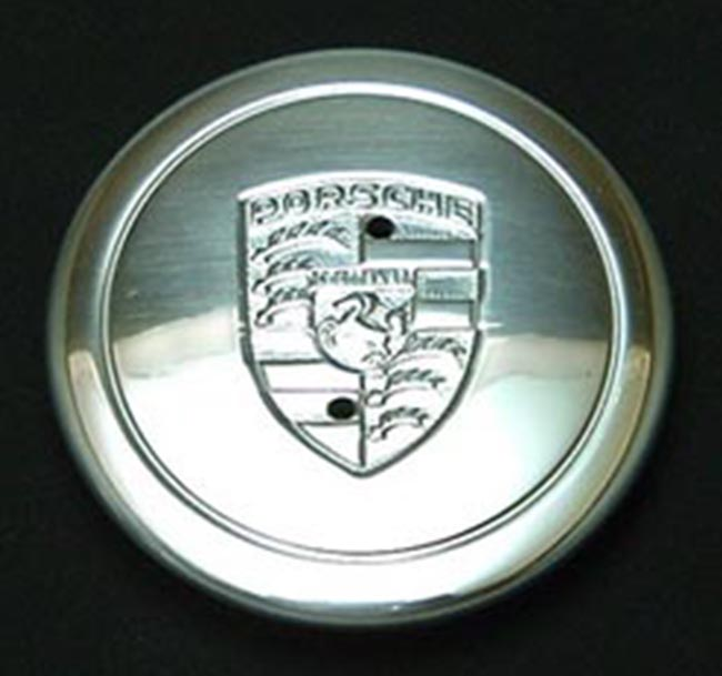 Porsche Fuchs Cap, Polished