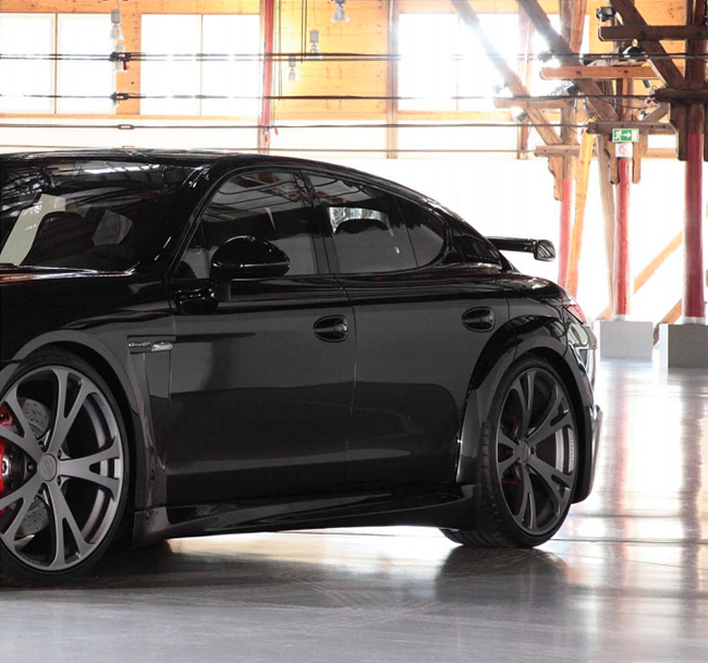 TECHART Aerokit Grand GT Carbon for Porsche Panamera