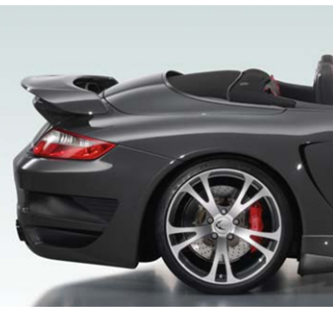 TECHART Aerokit GTstreet Cabriolet for Porsche 911 (997) Turbo/S/Cabriolet