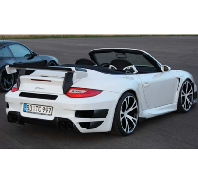 TECHART Aerokit GTstreet R Cabriolet for Porsche 911 (997) Turbo/S/Cabriolet