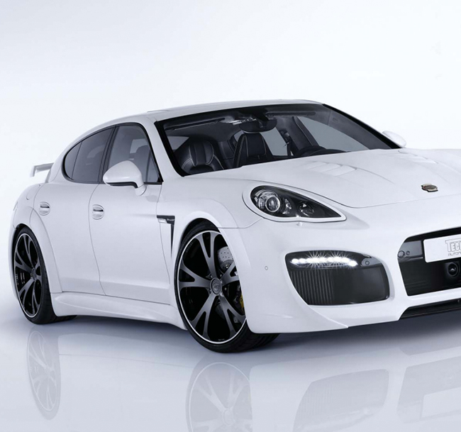 TECHART Aerokit Grand GT for Porsche Panamera