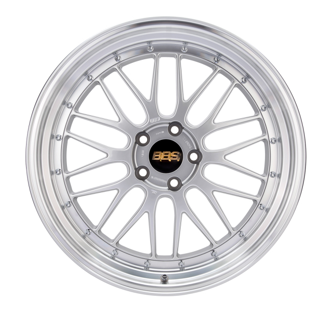 BBS Forged Multi-Piece Series LM