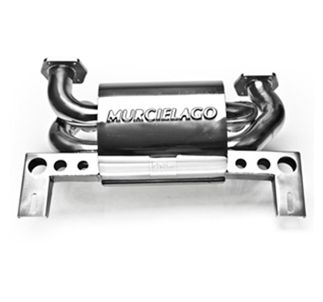 Tubi Style Lamborghini Murcielago Muffler