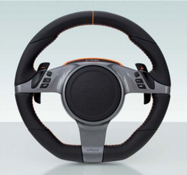 TECHART Sport Steering Wheel Type PDK