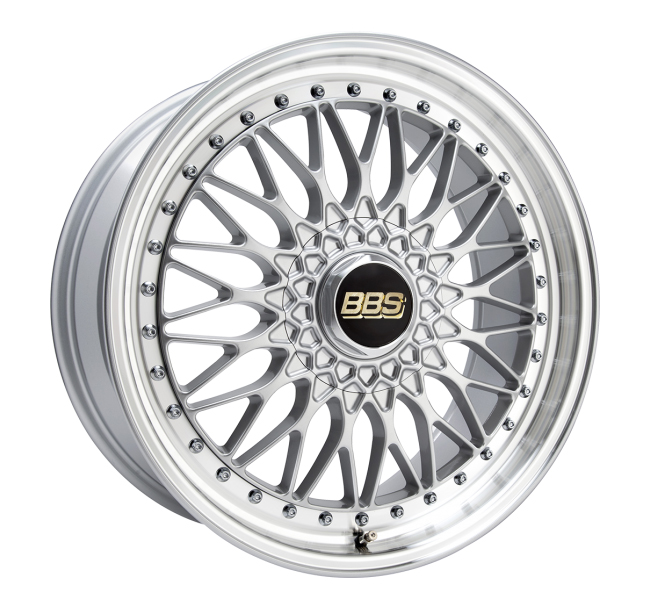 BBS Forged Multi-Piece Series Super RS