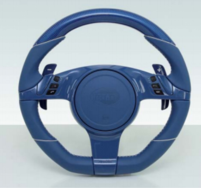 TECHART Sport Steering Wheel Type 4
