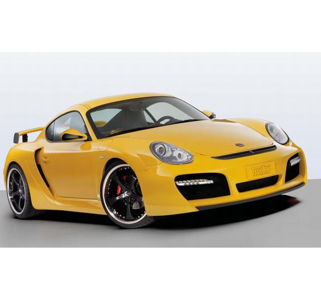 TECHART Aerokit Widebody for Porsche Boxster/Cayman (987)