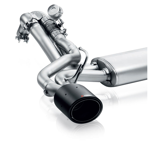 Akrapovic Slip-On (SS) Abarth 500/595/500C/595C 2015