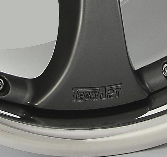 TECHART Formula II Wheel
