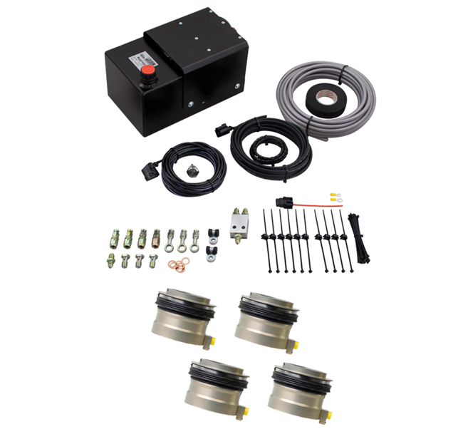 KW HLS Individual Lift Kit