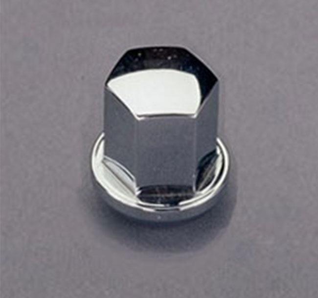 Porsche Lug Nut, Chromed