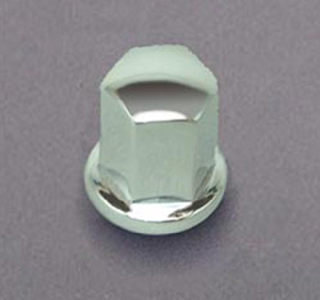 Porsche Lug Nut, Polished