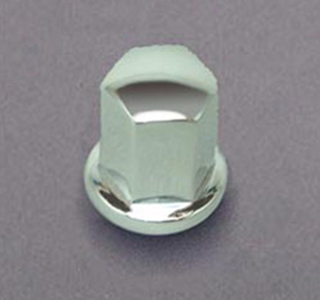 Porsche Lug Nut, Polished