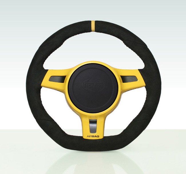TECHART Sport Steering Wheel Type 5