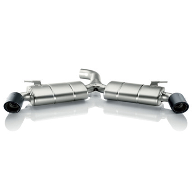 Akrapovic Slip-On (Titanium) Volkswagen Golf (VII) GTI